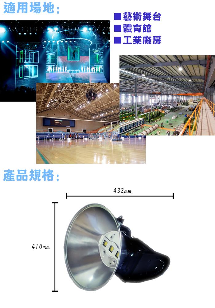 120w led天井燈 BSMI 標準檢驗局  登錄 120瓦 CSP高演色性 led光源 JHP036